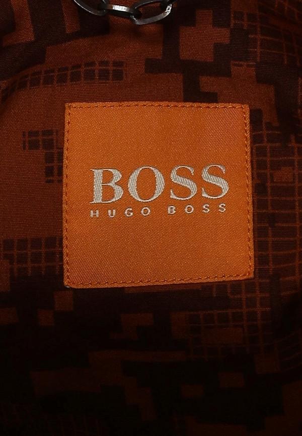 Кожаная куртка Boss Orange 50271207: изображение 4