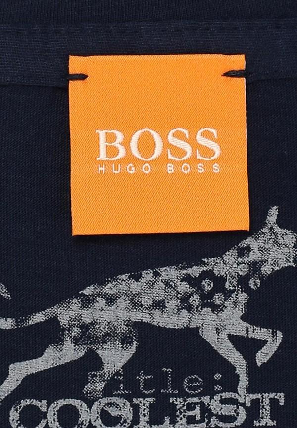 Футболка с фотопринтами Boss Orange 50271007: изображение 8