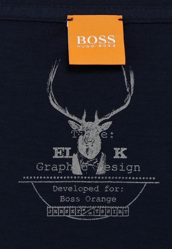 Футболка с фотопринтами Boss Orange 50271008: изображение 8
