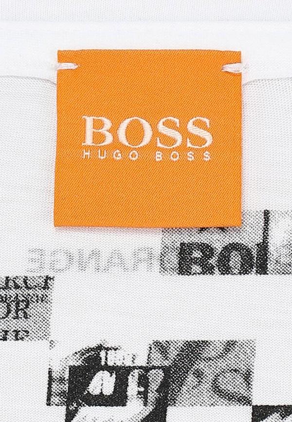 Футболка с фотопринтами Boss Orange 50271006: изображение 4