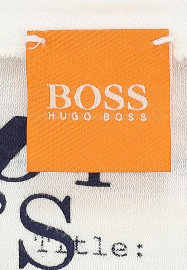 Футболка с коротким рукавом Boss Orange 50271048: изображение 4