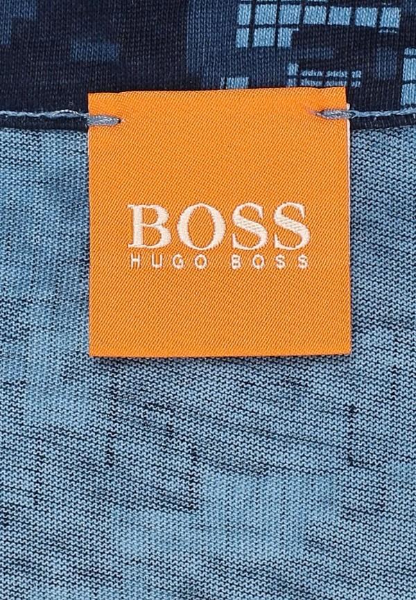 Мужские поло Boss Orange 50271258: изображение 4