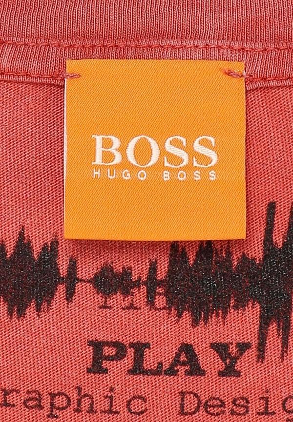 Футболка с фотопринтами Boss Orange 50271003: изображение 4