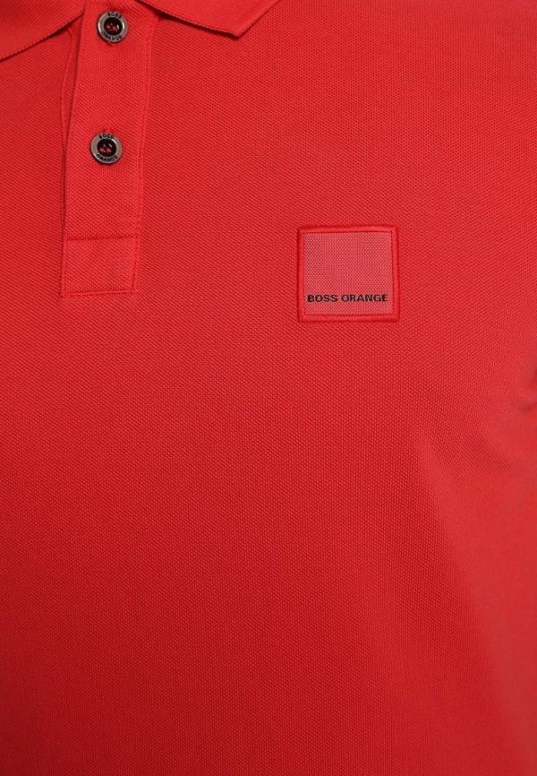 Мужские поло Boss Orange 50249531: изображение 19
