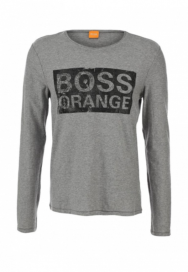 Футболка с надписями Boss Orange 50271050: изображение 2