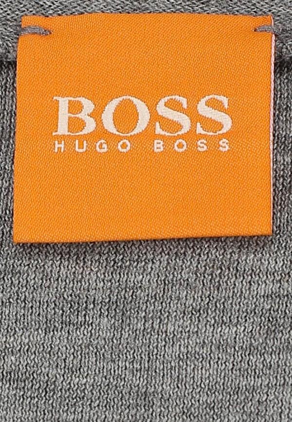 Футболка с надписями Boss Orange 50271050: изображение 4