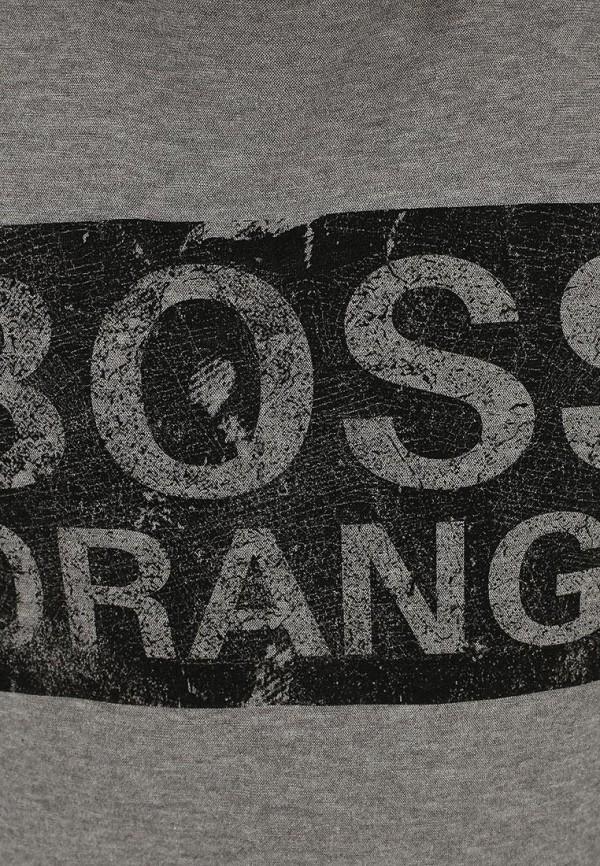 Футболка с надписями Boss Orange 50271050: изображение 12