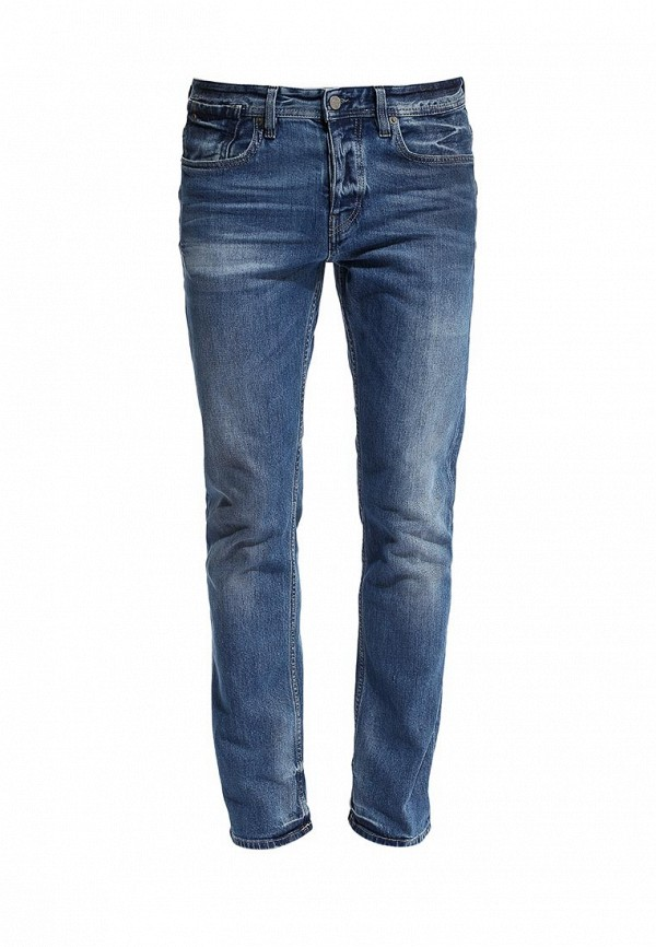 Мужские прямые джинсы Boss Orange 50270767: изображение 2