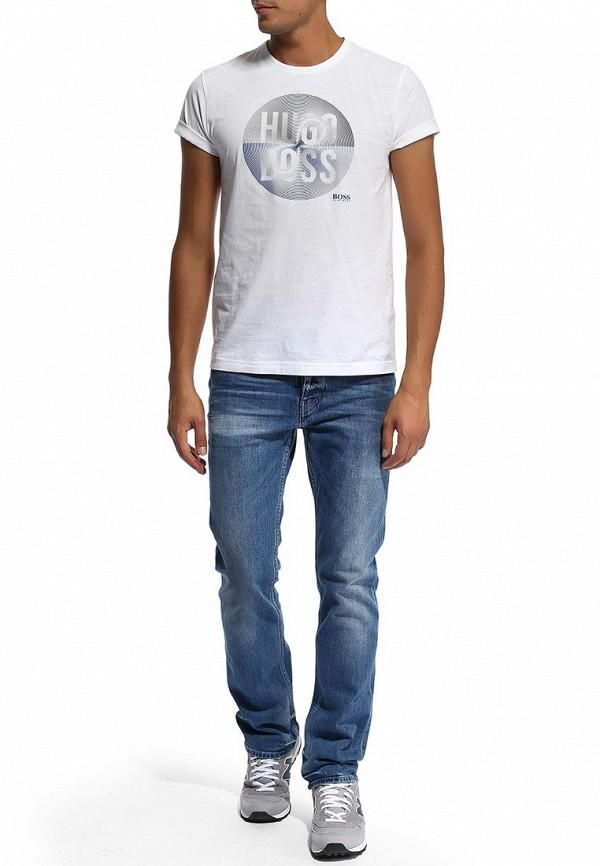 Мужские прямые джинсы Boss Orange 50270767: изображение 6