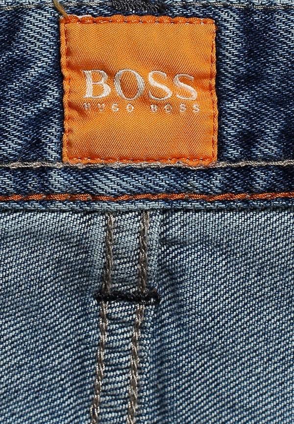 Мужские прямые джинсы Boss Orange 50270767: изображение 14