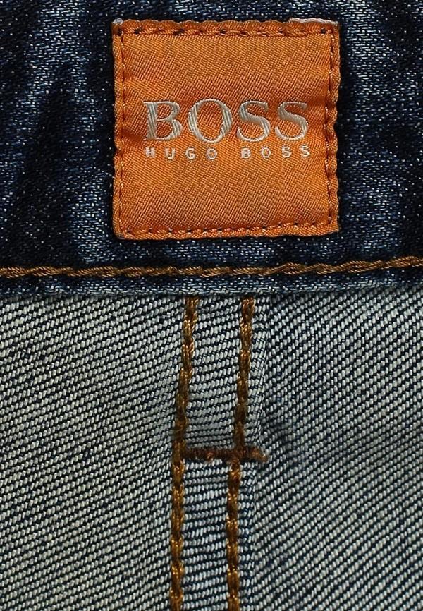 Мужские прямые джинсы Boss Orange 50270731: изображение 4