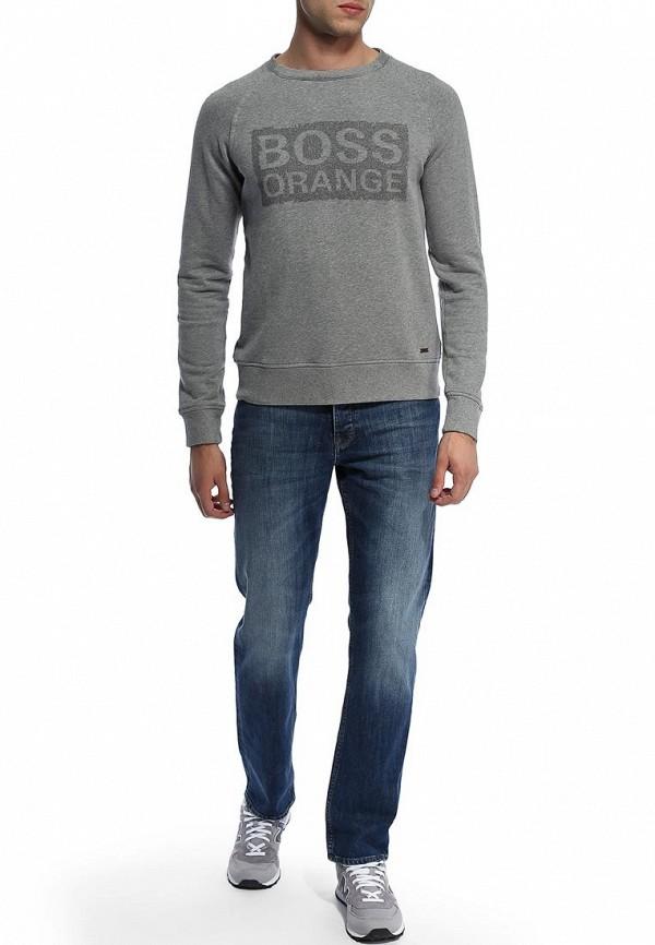 Мужские прямые джинсы Boss Orange 50270731: изображение 6
