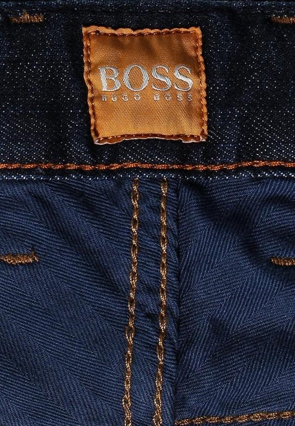Мужские прямые джинсы Boss Orange 50270711: изображение 4