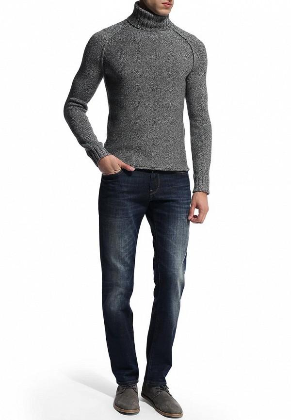 Мужские прямые джинсы Boss Orange 50270711: изображение 6