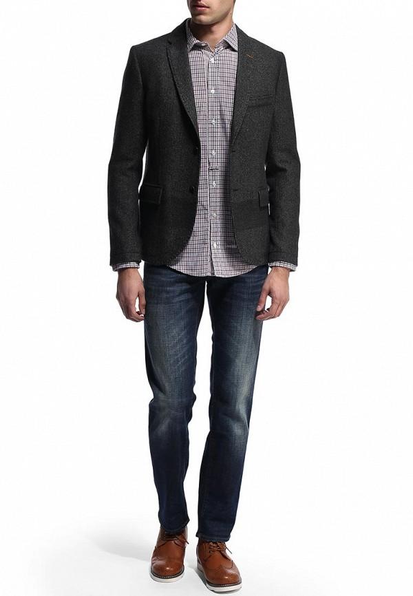 Мужские прямые джинсы Boss Orange 50270711: изображение 12
