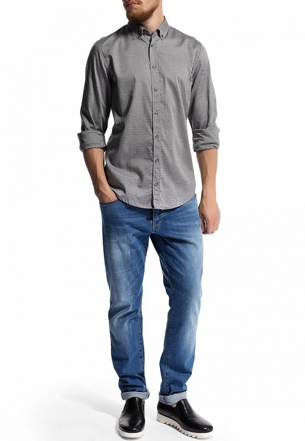 Рубашка с длинным рукавом Boss Orange 50270516: изображение 10