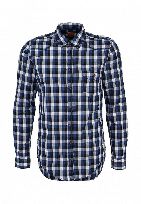 Рубашка с длинным рукавом Boss Orange 50270486: изображение 7