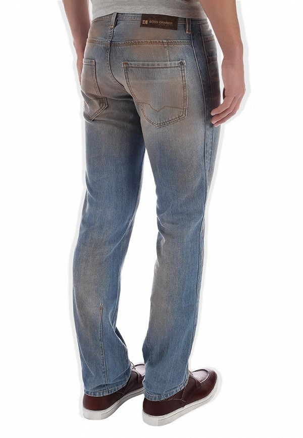 Мужские джинсы Boss Orange 50238762: изображение 2