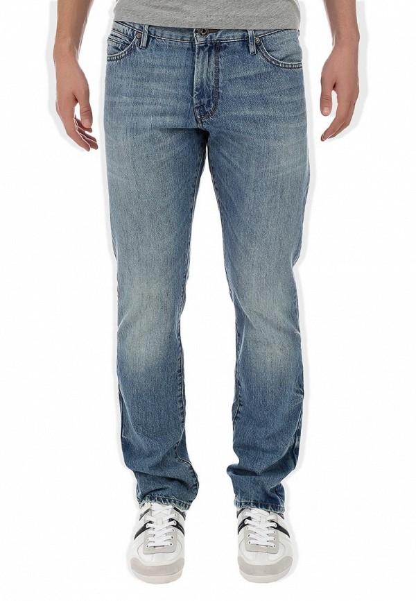 Зауженные джинсы Boss Orange 50245437: изображение 2