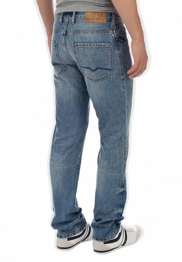 Зауженные джинсы Boss Orange 50245437: изображение 4