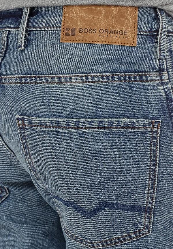 Зауженные джинсы Boss Orange 50245437: изображение 6