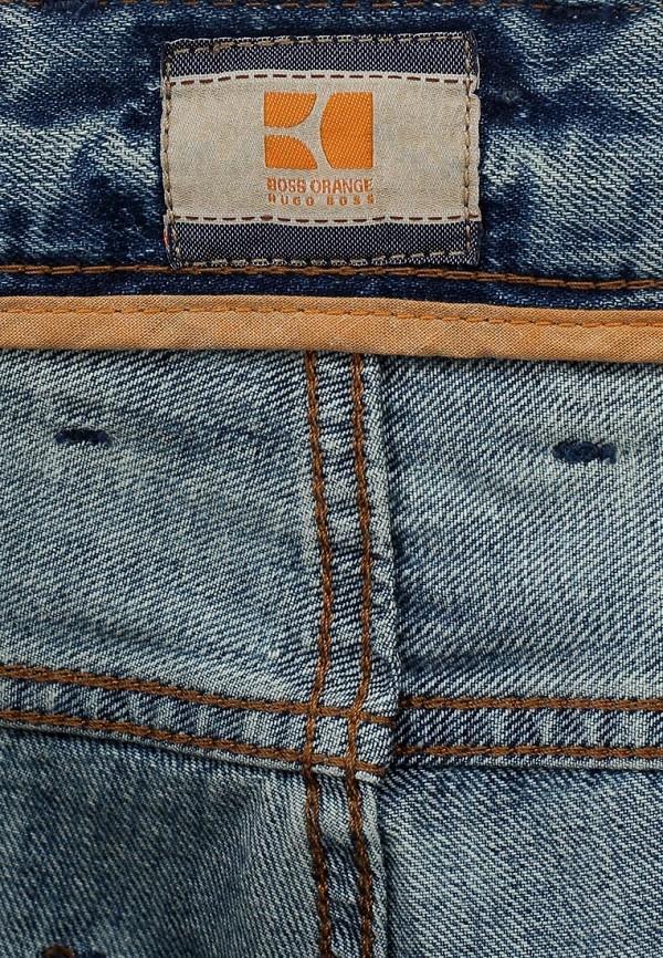 Зауженные джинсы Boss Orange 50245437: изображение 8