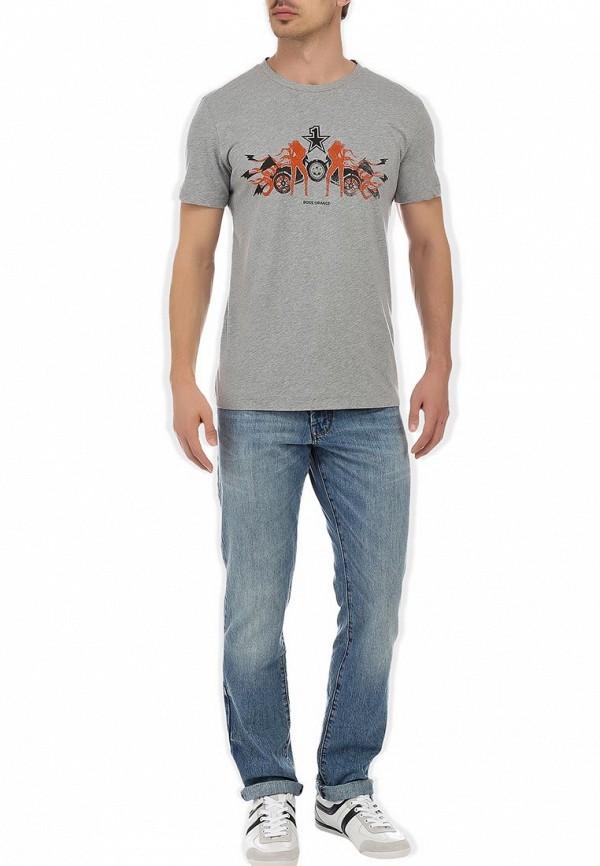 Зауженные джинсы Boss Orange 50245437: изображение 10