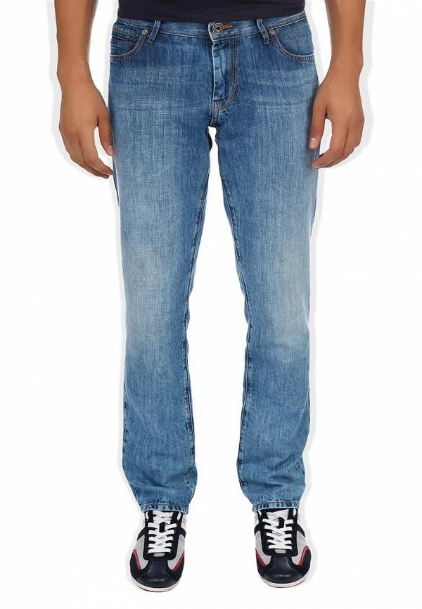 Мужские прямые джинсы Boss Orange 50244336: изображение 2