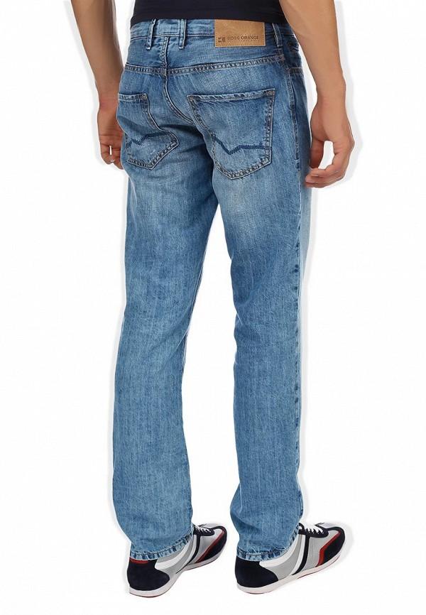 Мужские прямые джинсы Boss Orange 50244336: изображение 3