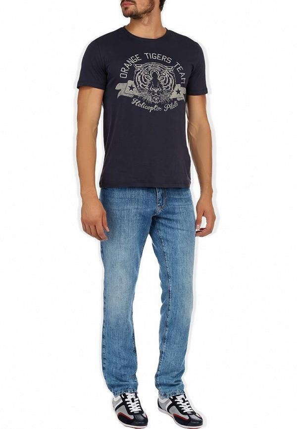 Мужские прямые джинсы Boss Orange 50244336: изображение 7