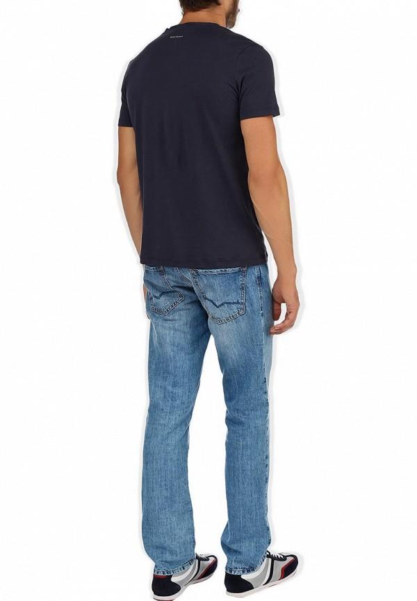 Мужские прямые джинсы Boss Orange 50244336: изображение 9