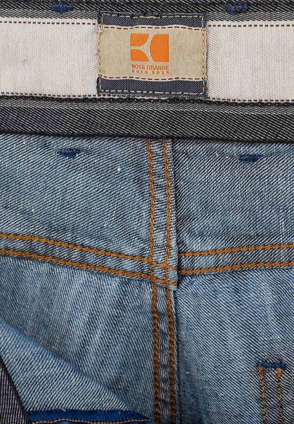 Мужские прямые джинсы Boss Orange 50244336: изображение 11
