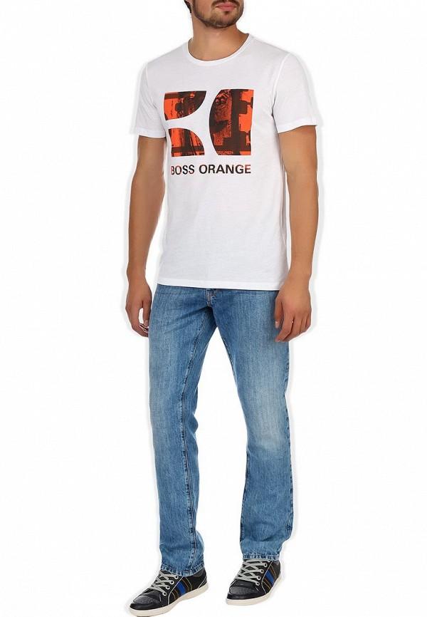 Футболка Boss Orange 50249001: изображение 4