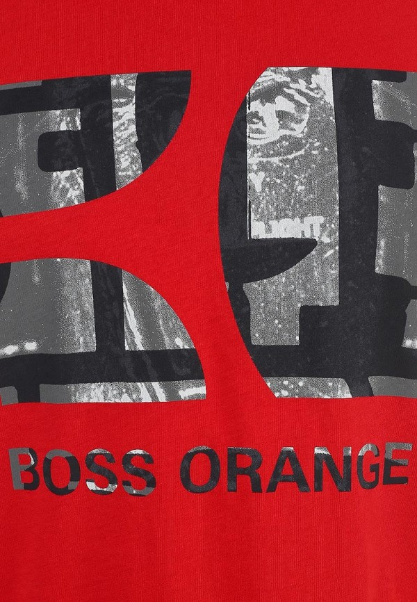 Футболка Boss Orange 50249001: изображение 3