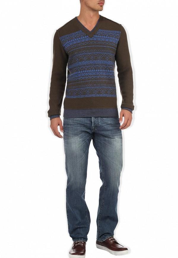 Мужские джинсы Boss Orange 50248541: изображение 4