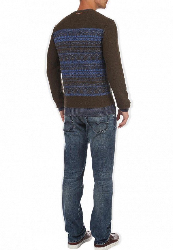 Мужские джинсы Boss Orange 50248541: изображение 5