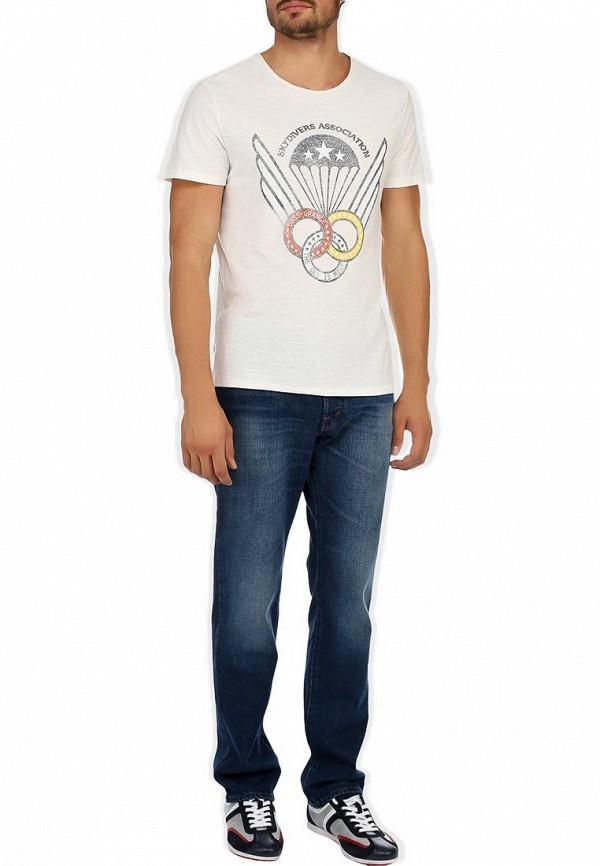 Мужские джинсы Boss Orange 50228425: изображение 4