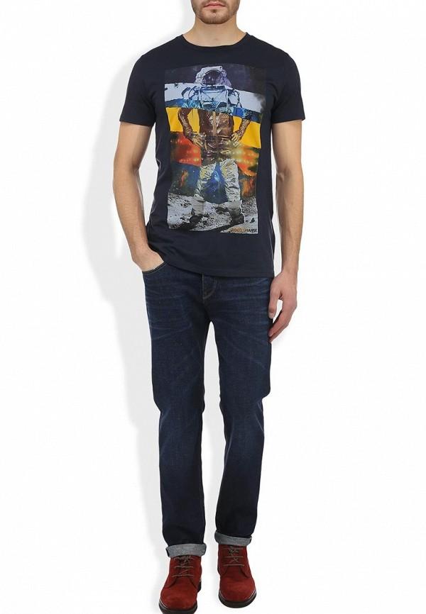 Мужские джинсы Boss Orange 50254216: изображение 4