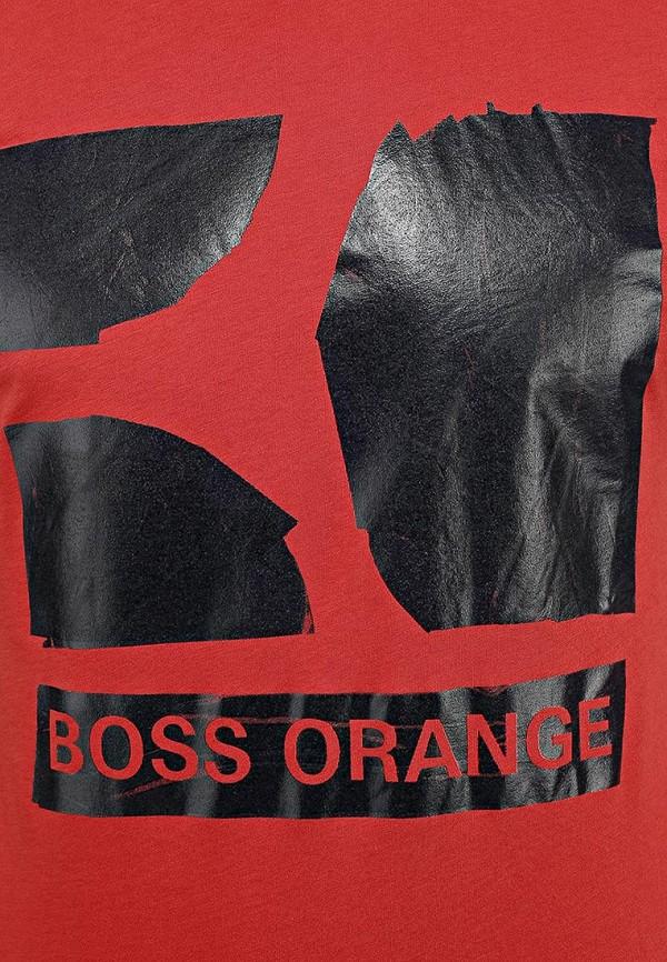 Футболка Boss Orange 50259588: изображение 6