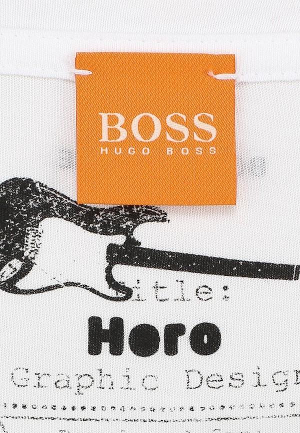 Футболка Boss Orange 50259592: изображение 3