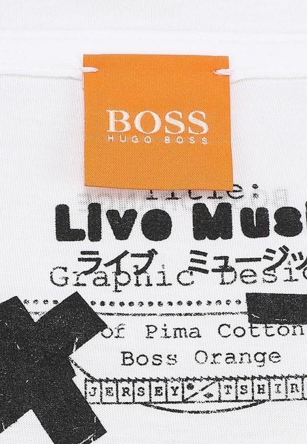 Футболка Boss Orange 50259581: изображение 3