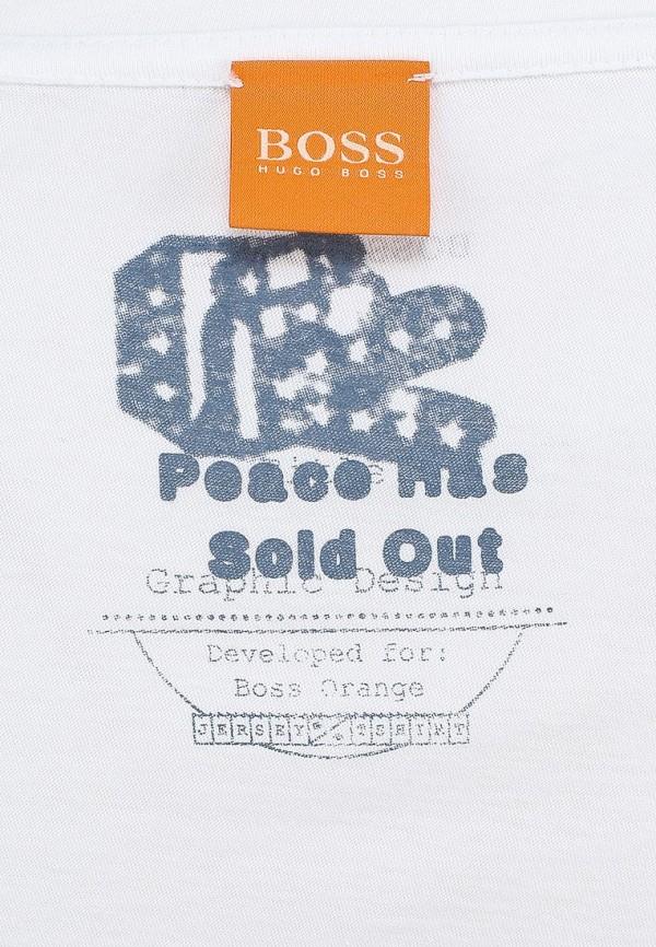Футболка Boss Orange 50259597: изображение 5