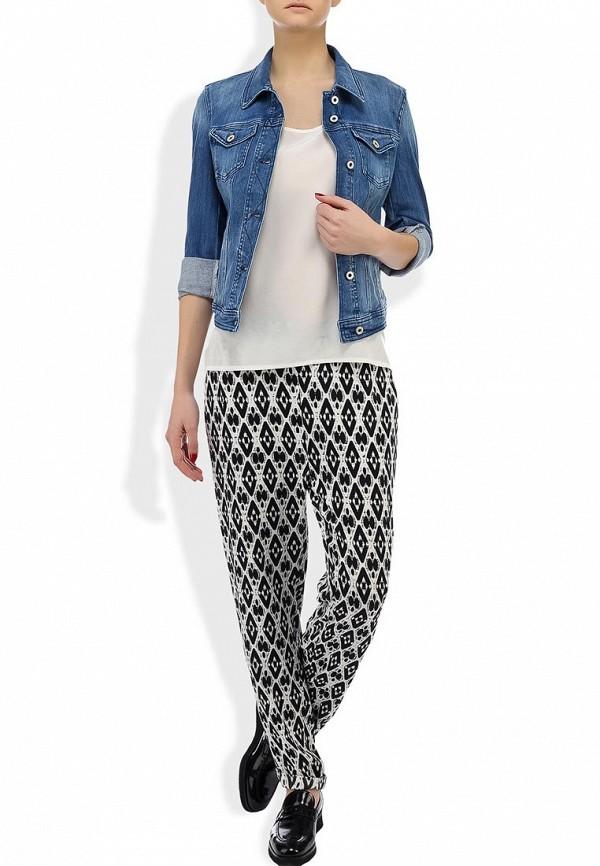 Женские зауженные брюки Boss Orange 50260904: изображение 11
