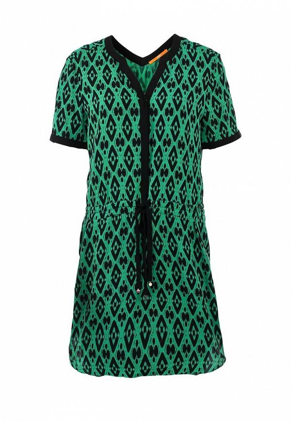Платье-миди Boss Orange 50259222: изображение 1