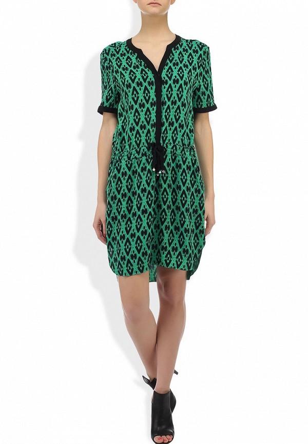 Платье-миди Boss Orange 50259222: изображение 4