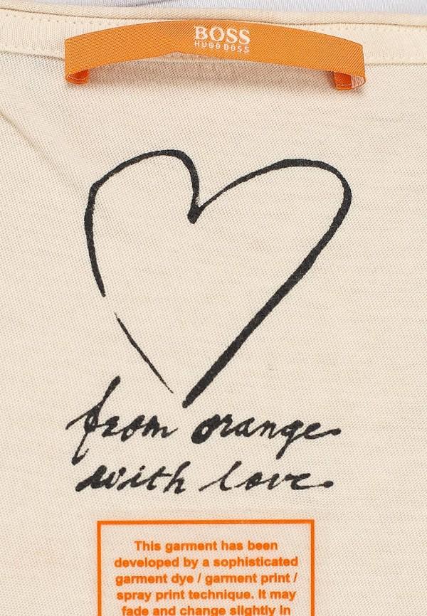 Футболка Boss Orange 50259552: изображение 3