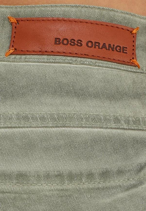 Зауженные джинсы Boss Orange 50259157: изображение 5
