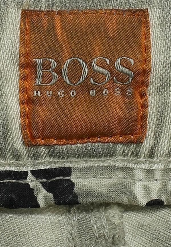 Зауженные джинсы Boss Orange 50259157: изображение 15