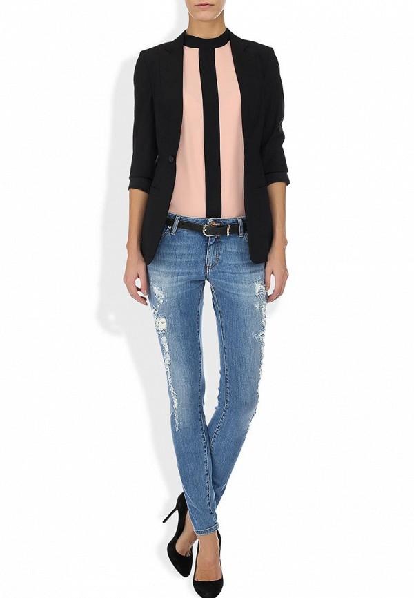 Женские джинсы Boss Orange 50259150: изображение 4