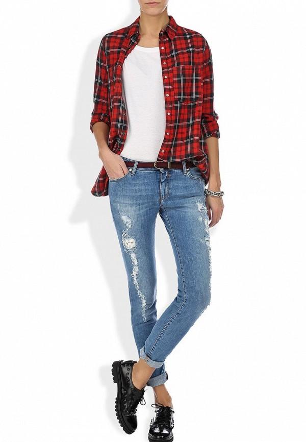 Женские джинсы Boss Orange 50259150: изображение 6